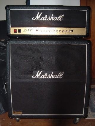 Marshall JCM900, 4100, 100 Watt, Dual Reverb & 1960AV Speaker Cabinet